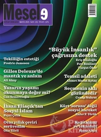 Resim Mesele Kitap Dergisi Sayı: 101