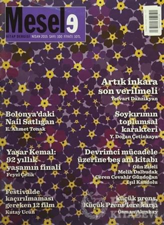 Resim Mesele Kitap Dergisi Sayı: 100
