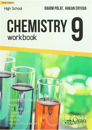 Resim High School Chemistry 9 Workbook