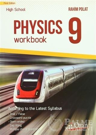 Resim High School Physics 9 Workbook