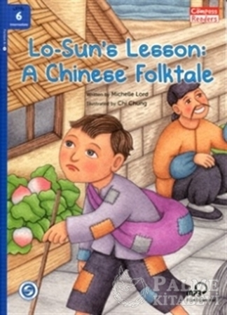 Resim Lo-Sun's Lesson: A Chinese Folktale + Downloadable Audio (Compass Readers 6) B1