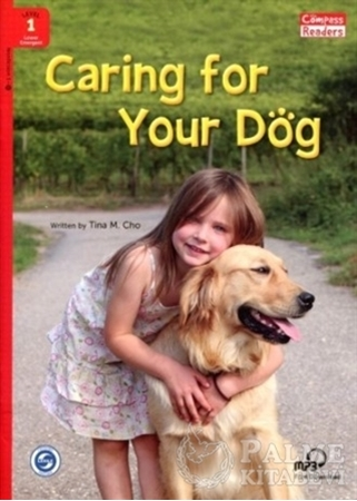 Resim Caring For Your Dog +Downloadable Audio (Compass Readers 1) below A1