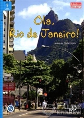 Resim Ola, Rio de Janeiro! + Downloadable Audio (Compass Readers 5) A2