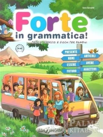 Resim Forte in Grammatica! A1-A2