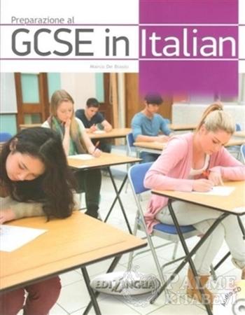 Resim Preparazione Al GCSE İn Italian +CD (A2-B1)