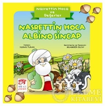 Resim Nasrettin Hoca ve Değerler - Nasrettin Hoca Albino Sincap