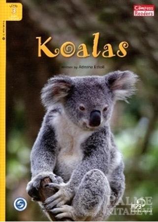 Resim Koalas +Downloadable Audio (Compass Readers 3) A1