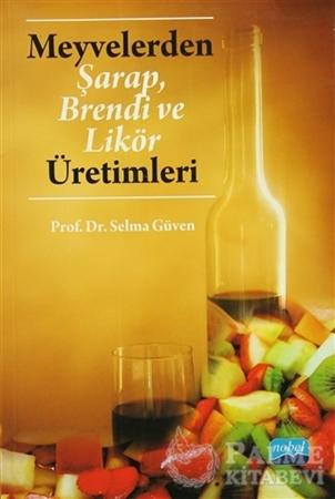 Resim Meyvelerden Şarap, Brendi ve Likör Üretimleri