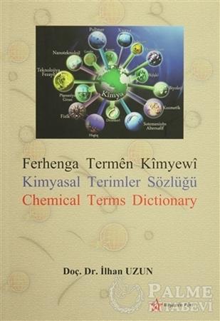 Resim Ferhange Termen Kimyewi / Kimyasal Terimler Sözlüğü /Chemical Terms Dictionary