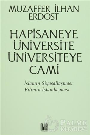 Resim Hapisaneye Üniversite Üniversiteye Cami