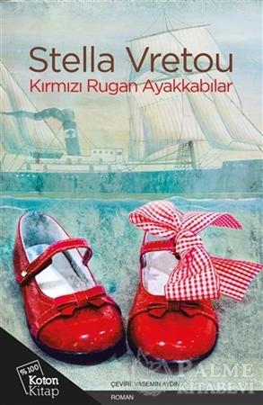 Resim Kırmızı Rugan Ayakkabılar