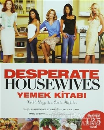 Resim Desperate Housewives Yemek Kitabı