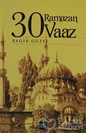 Resim 30 Ramazan 30 Vaaz