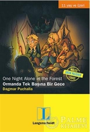 Resim Ormanda Tek Başına Bir Gece / One Night Alone in The Forest