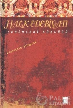 Resim Ansiklopedik Halk Edebiyatı Terimleri Sözlüğü