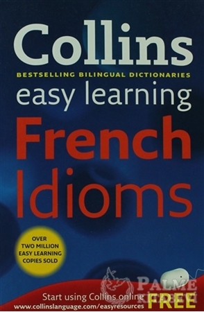 Resim Collins Easy Learning French İdioms