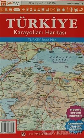 Resim Yolmap Türkiye Karayolları Haritası