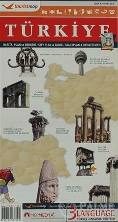 Resim Touristmap Türkiye
