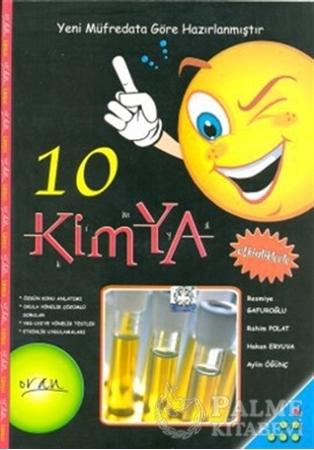 Resim Ortaöğretim 10. Sınıf Kimya Konu Anlatımlı