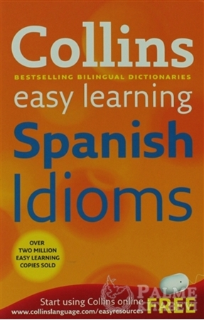 Resim Collins Easy Learning Spanish Idioms