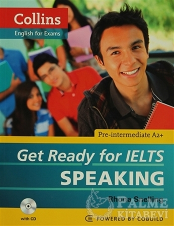 Resim Get Ready For IELTS Speaking - Pre-intermediate A2+