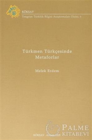 Resim Türkmen Türkçesinde Metaforlar