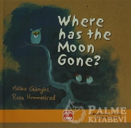 Resim Where Has The Moon Gone ?