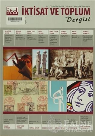 Resim İktisat ve Toplum Dergisi Sayı: 4