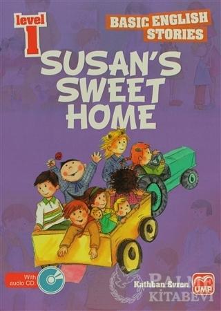 Resim İngilizce Öyküler Level 1 Susan's Sweet Home (5 Stories In This Book)