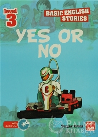 Resim İngilizce Öyküler Yes or No Level 3 (5 Stories In This Book)