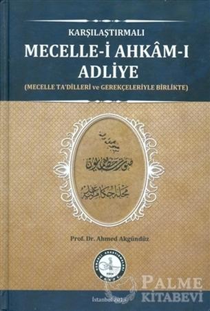 Resim Karşılaştırmalı Mecelle-i Ahkam-ı Adliye