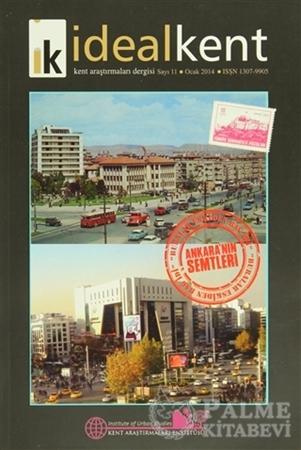 Resim İdeal Kent - Kent Araştırmaları Dergisi Sayı: 11