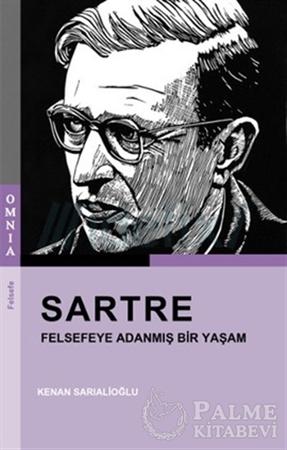 Resim Sartre - Felsefeye Adanmış Bir Yaşam