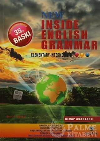 Resim New Inside English Grammar