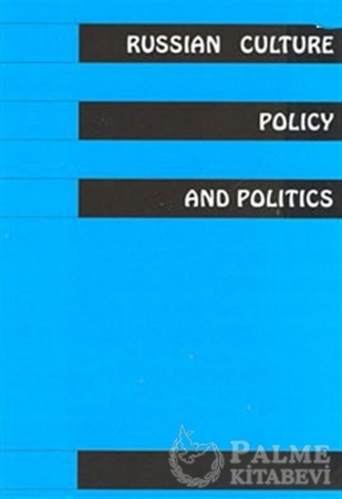 Resim Russian Culture Policy And Politics