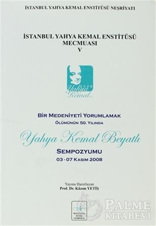 Resim İstanbul Yahya Kemal Enstitüsü Mecmuası 5