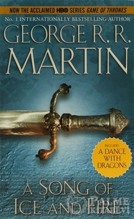 Resim A Game of Thrones Set (5 Kitap) (İngilizce)