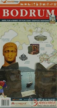 Resim Touristmap Bodrum
