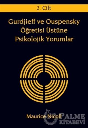 Resim Gurdjieff ve Ouspensky Öğretisi Üstüne Psikolojik Yorumlar 2. Cilt