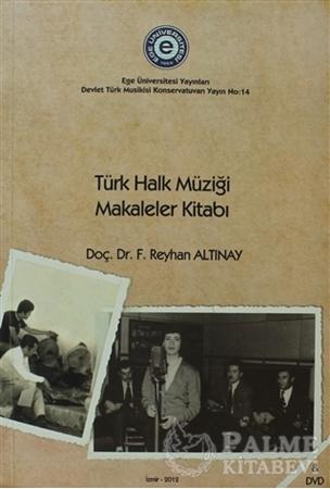 Resim Türk Halk Müziği Makaleler Kitabı
