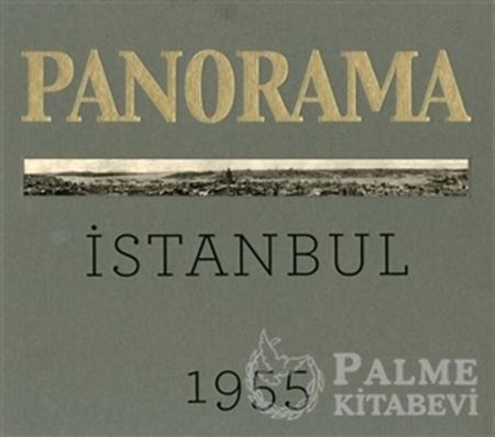 Resim Panorama İstanbul 1955