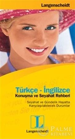 Resim Türkçe - İngilizce Konuşma ve Seyahat Rehberi