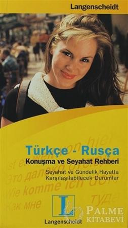 Resim Türkçe - Rusça Konuşma ve Seyahat Rehberi