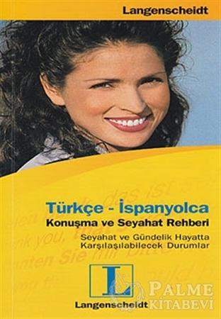 Resim Türkçe- İspanyolca Konuşma ve Seyahat Rehberi