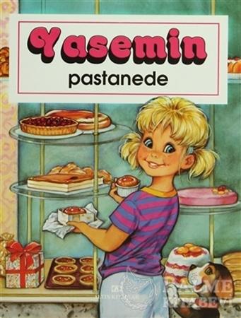Resim Yasemin Pastanede