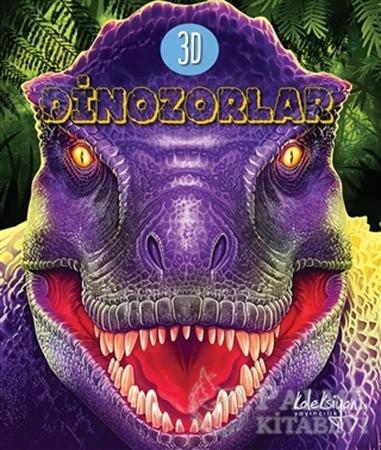 Resim 3D Dinozorlar