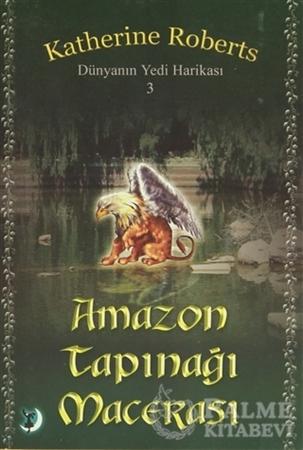 Resim Dünyanın Yedi Harikası 3: Amazon Tapınağı Macerası
