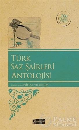 Resim Türk Saz Şairleri Antolojisi
