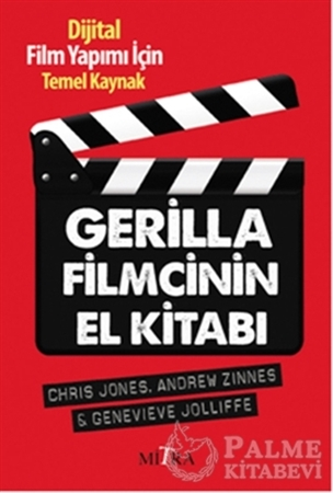 Resim Gerilla Filmcinin El Kitabı