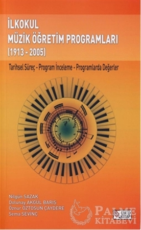 Resim İlkokul Müzik Öğretim Programları (1913-2005)